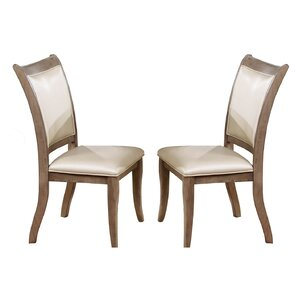 Chelsea Side Chair (Set of 2) by One Alli..