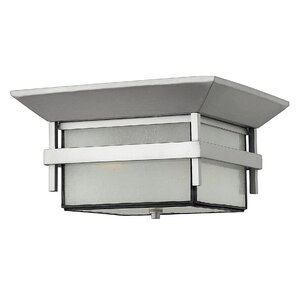 Harbor 2-Light Flush Mount