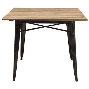 Rivera Solid Wood Dining Table