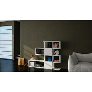 Janssen Bookcase By Ebern Designs