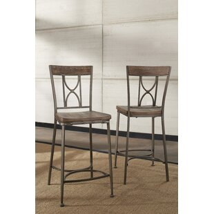 Barlow 26 Bar Stool (Set of 2) Fleur De Lis Living