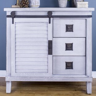 Marcial 3 Drawer Accent Cabinet