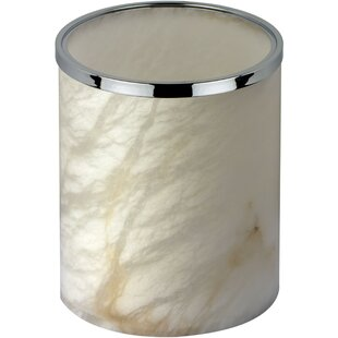 AGM Home Store Alabaster Round Countertop To..