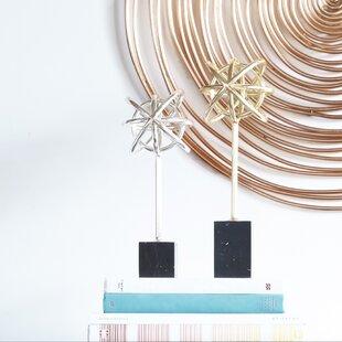 Contemporary Table Top Décor Sculpture