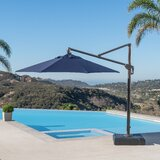 Ceylon 10 Cantilever Sunbrella Umbrella