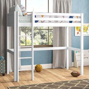 Booth European Single High Sleeper Bed By Harriet Bee