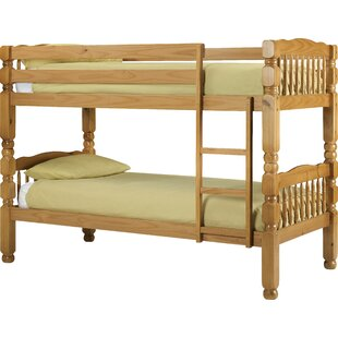 Chunky Single Bunk Bed By Just Kids