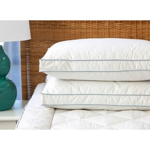 Alwyn Home Cool Rest Down Gusseted Alternative Pillow