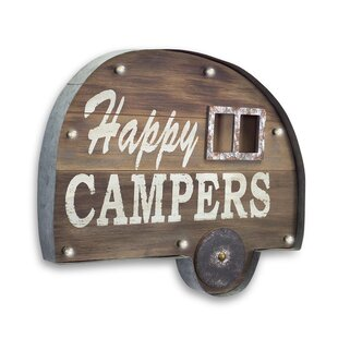 camper wall dcor - Christmas Camper Decoration