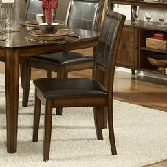 Verona Upholstered Dining Chair (Set of 2) by Woodhaven Hill