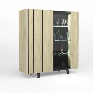 Jacobus Display Cabinet By Brayden Studio