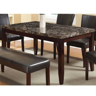 Winston Porter Nagata Wooden Dining Table