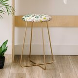 Holli Zollinger Wildflower Study Co Farm Life 25 Bar Stool by East Urban Home