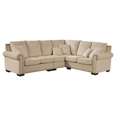 Barnes Sectional by Darby Home Co