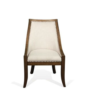 Gracie Oaks Woosley Upholstered Dining Chair (Set of 2)