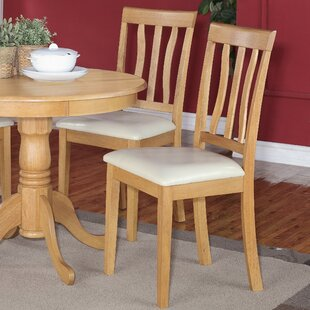 Artin Rubberwood Side Chair (Set of 2) Andover Mills
