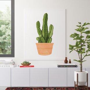 Modern Contemporary Botanical Illustrations Wall Art Framed Allmodern