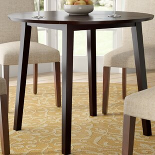 Doolittle Drop Leaf Dining Table by Charlton Home Discount