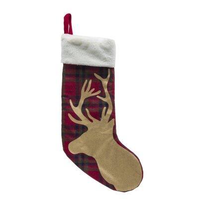 14 Karat Home Inc. Reindeer Stocking