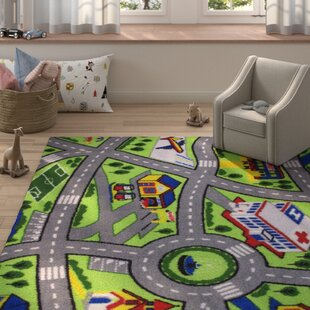 Fornax Driving Fun Area Rug