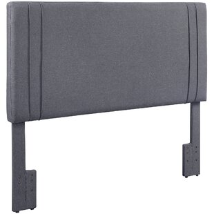 Locklear Upholstered Panel Headboard