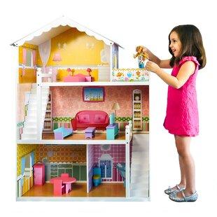 Dollhouses Dollhouse Accessories Wayfair
