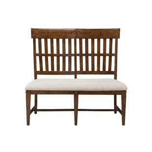 Imagio Home by Intercon Wolf Creek Wood Bench