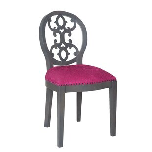Hackney Upholstered Dining Chair by Merce..
