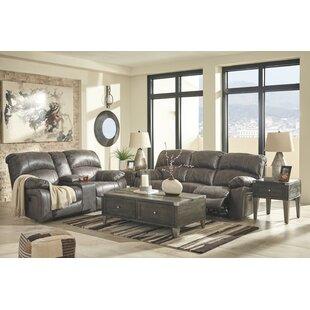 Venus Reclining Configurable Living Room Set by Red Barrel Studio