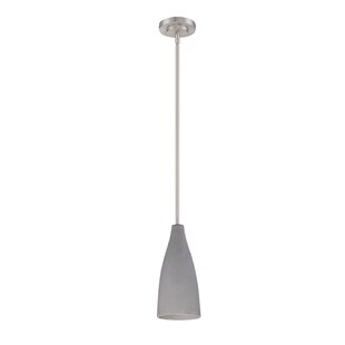 Wrought Studio Celaya 1-Light Cone Pendant
