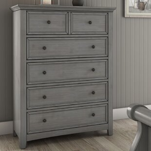 Woodside 5 Drawer Chest by Three Posts