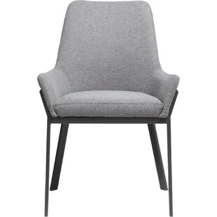 Leavitt Upholstered Dining Chair (Set of 2) by Brayden Studio