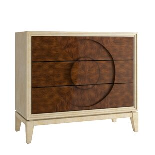 Whitehall Street 3 Drawer Chest by Willa Arlo Interiors Purchase