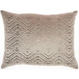 Collin Rectangular Velvet Lumbar Pillow