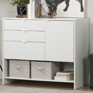 Crea 1 Door Storage Cabinet by South Shore No Copoun