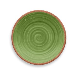 Swirl 22cm Melamine Salad Plate (Set Of 4) By Tar Hong