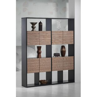 Brannigan Standard Bookcase by Brayden Studio Great Reviews