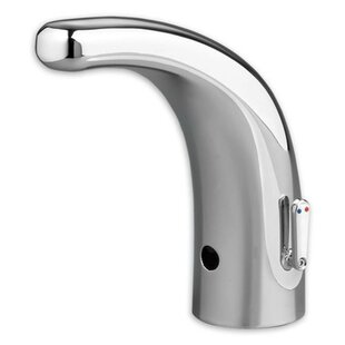 American Standard Selectronic Automatic Single Hole Integrated Faucet with Above-Deck Mixing