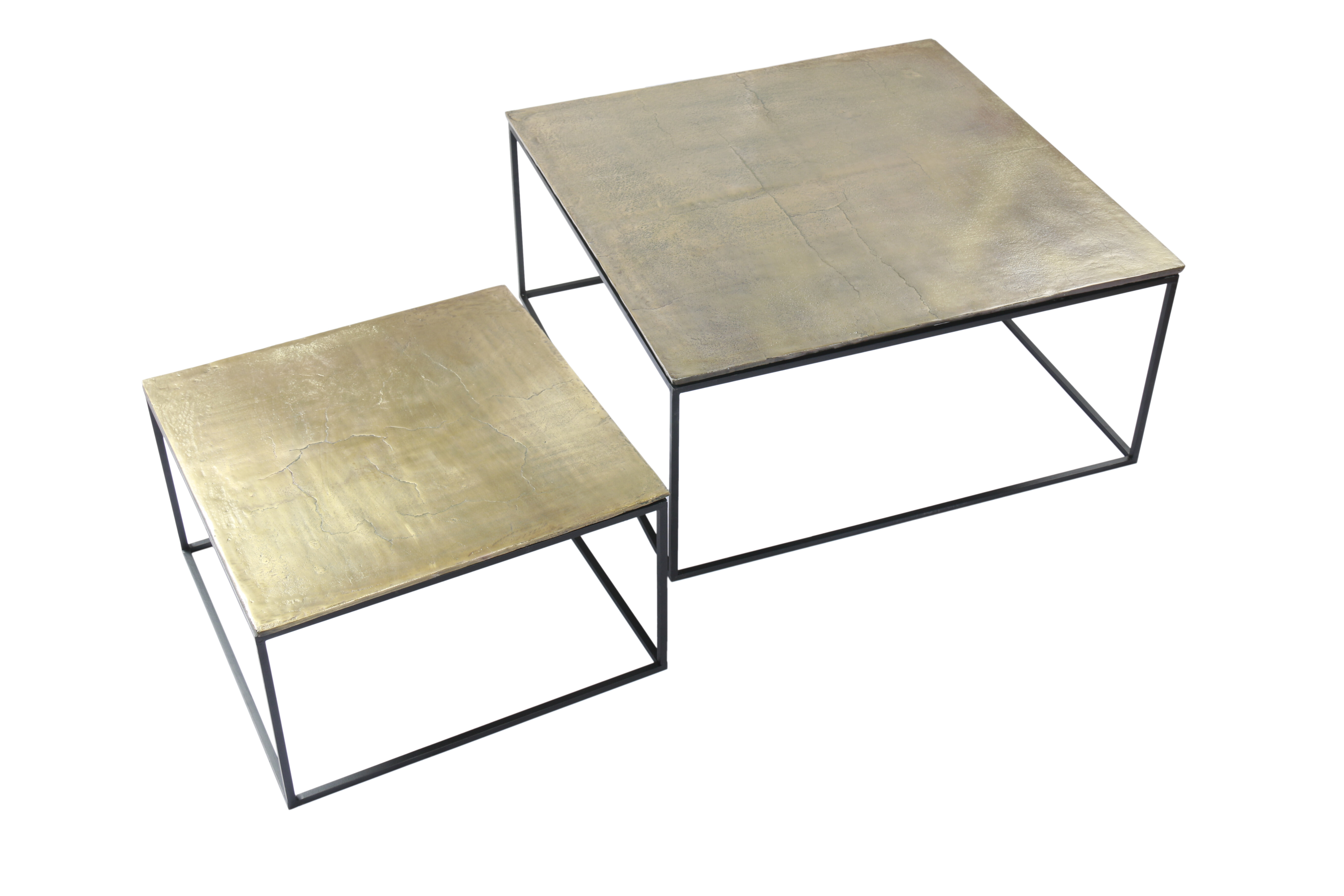 BIDKhome 2 Piece Coffee Table Set