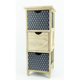 Zizi 29 X 62cm Free Standing Cabinet By 17 Stories