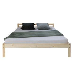 Paterson European Double Bed Frame By 17 Stories