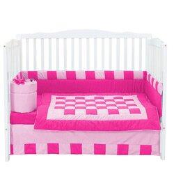 Isiah 4 Piece Crib Bedding Set ByZoomie Kids
