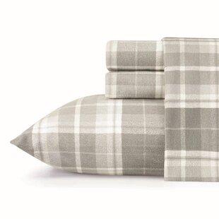 Laura Ashley Home Mulholland Plaid Flannel Sheet Set by Laura Ashley Home