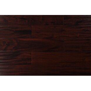 Mahogany Hardwood Flooring Youll Love