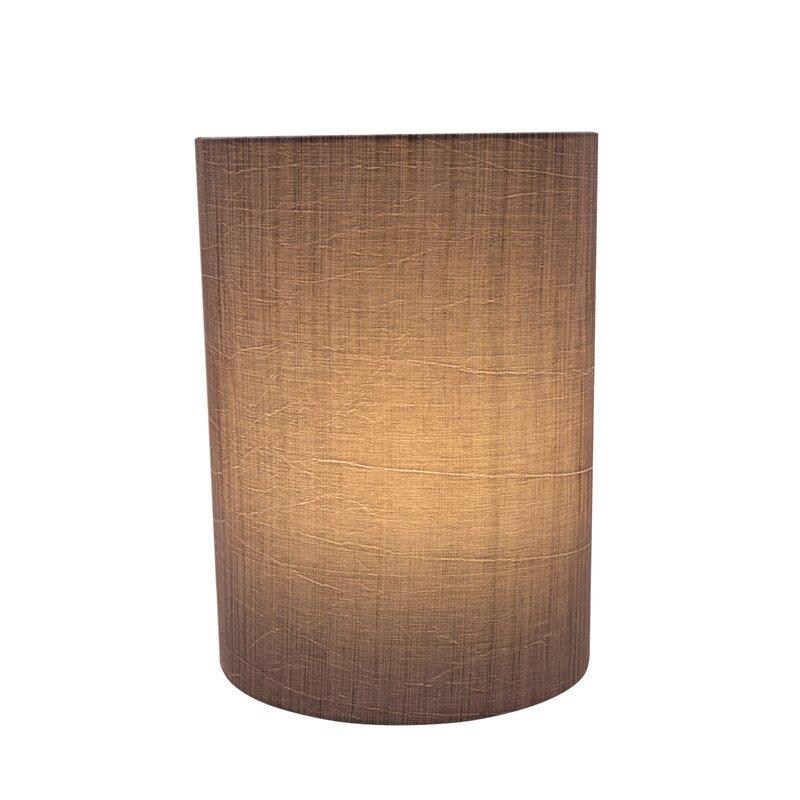 Red Barrel Studio Transitional 8 Fabric Drum Striped Spider Lamp Shade Wayfair