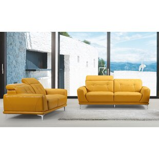 Bellefontaine 2 Piece Living Room Set (Set of 2) by Ivy Bronx