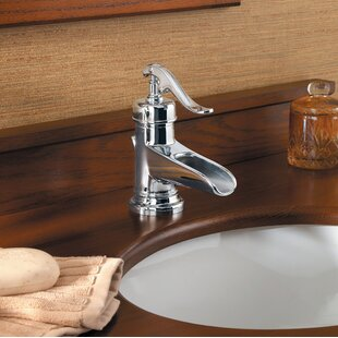 Pfister Ashfield Centerset Bathroom Faucet with Drain Assembly