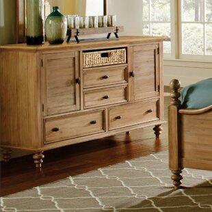 Nyi 4 Drawer Dresser by Bayou Breeze