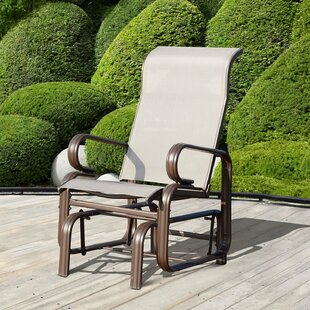Holliday Gliding Chair By Sol 72 Outdoor