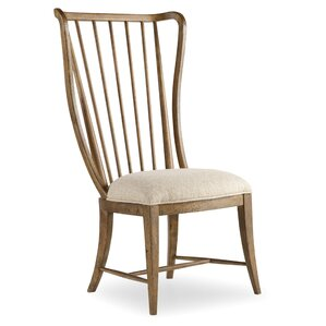 Sanctuary Solid Wood Dining Chair (Set of 2) by Hooker Furniture